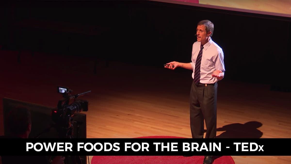 Power Foods for the Brain Neal Barnard