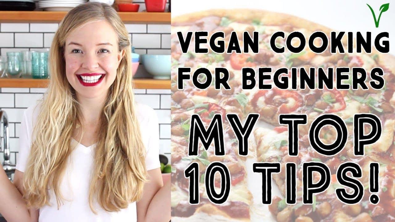 Vegan cooking for beginners My top tips