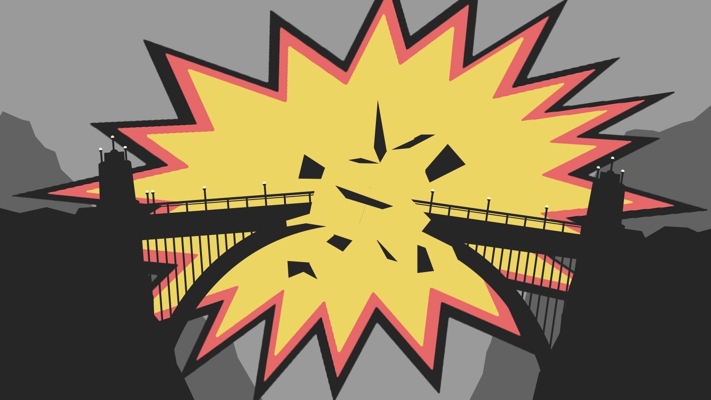 Bridge Explosion